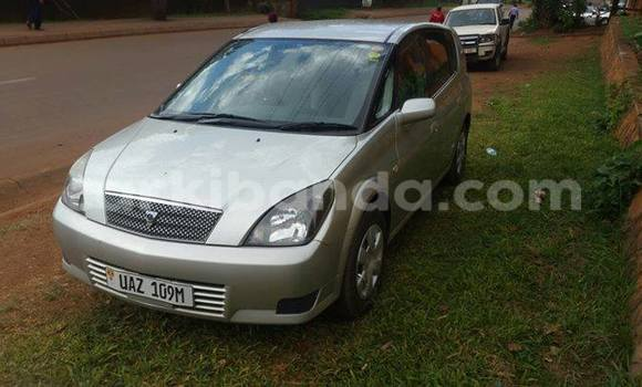Buy Used Opel Astra Silver Car in Kampala in Uganda