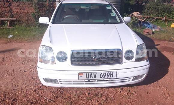 Buy Used Toyota Progress White Car in Kampala in Uganda