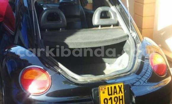 Buy Used Volkswagen Beetle Black Car in Kampala in Uganda