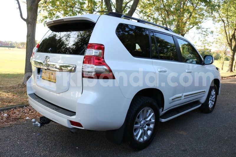Big with watermark toyota land cruiser prado uganda kampala 8450