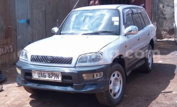 Buy Used Toyota RAV4 Silver Car in Kampala in Uganda