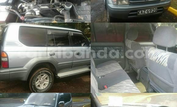 Buy Used Toyota Prado Other Car in Kampala in Uganda