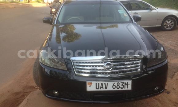 Buy Used Nissan UNKNOWN Black Car in Arua in Uganda