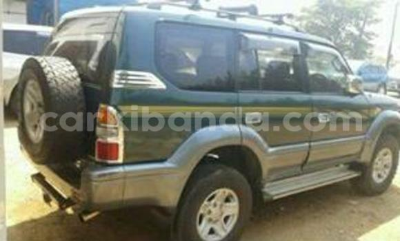 Buy Used Toyota Prado Car in Kampala in Uganda