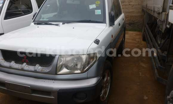 Buy Used Mitsubishi Pajero White Car in Arua in Uganda