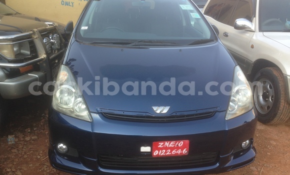 Buy New Toyota Wish Blue Car in Arua in Uganda