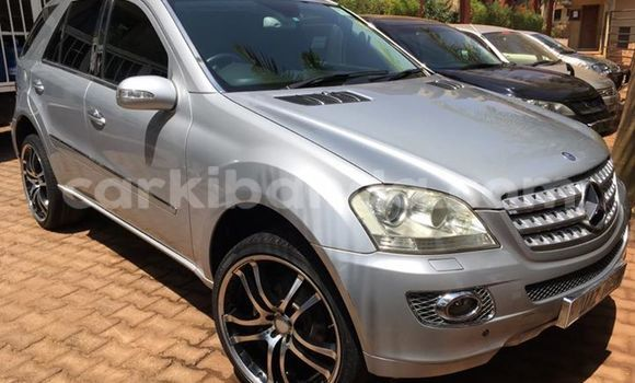 Buy Used Mercedes Benz ML-Class Silver Car in Kampala in Uganda
