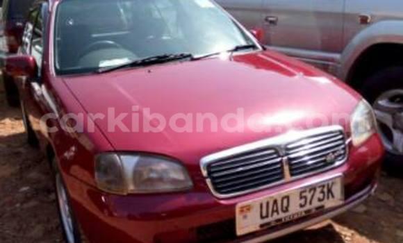 Buy Used Toyota Starlet Red Car in Kampala in Uganda