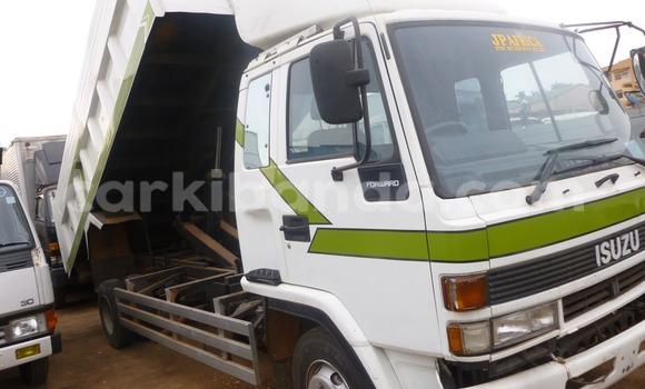 Buy Used Isuzu Trooper White Car in Arua in Uganda