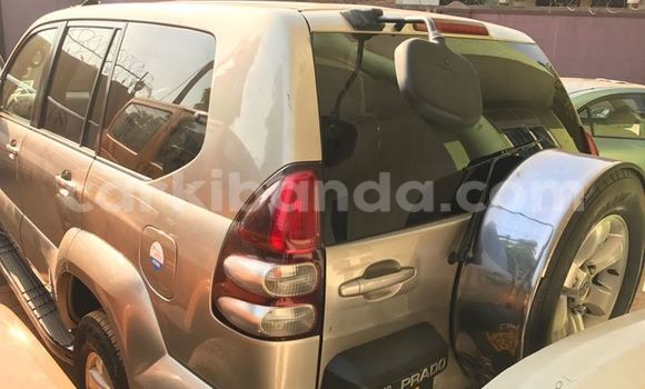 Buy Used Toyota Prado Other Car in Kampala in Uganda