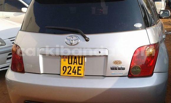 Buy Used Toyota IST Silver Car in Kampala in Uganda