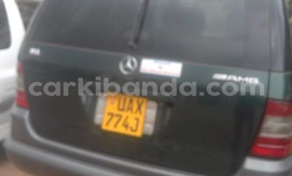 Buy Used Mercedes Benz ML–Class Car in Kampala in Uganda