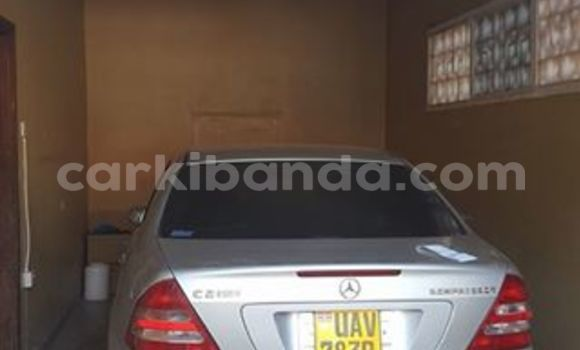 Buy Used Mercedes Benz KOMPRESSOR Silver Car in Kampala in Uganda