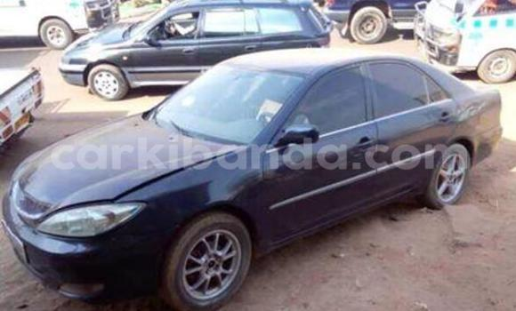 Buy Used Toyota Camry Black Car in Kampala in Uganda