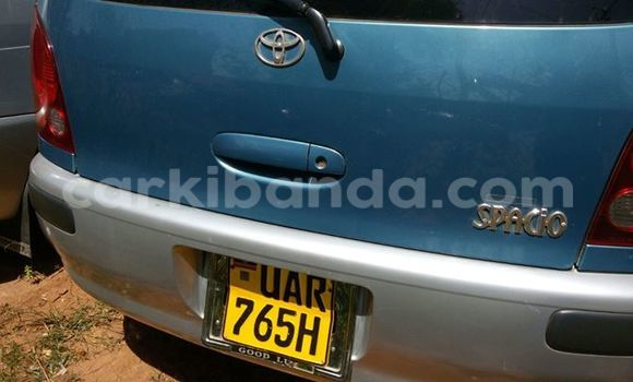 Buy Used Toyota Spacio Other Car in Kampala in Uganda