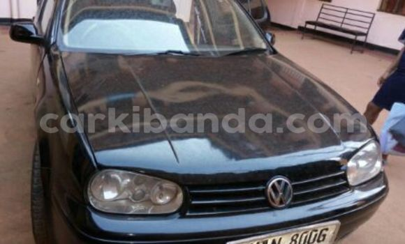 Buy Used Volkswagen Golf Black Car in Kampala in Uganda
