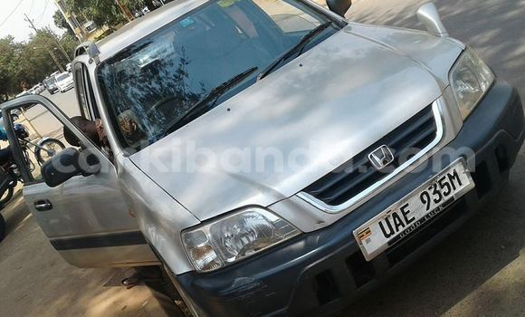 Buy Used Honda CR-V Silver Car in Kampala in Uganda