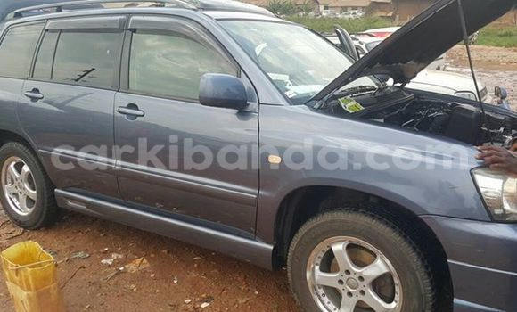 Buy Used Toyota Kruger Other Car in Kampala in Uganda