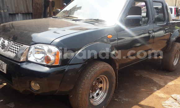 Buy Used Nissan Hardbody Black Car in Arua in Uganda