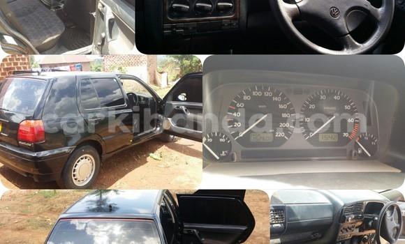 Buy Used Volkswagen Golf Black Car in Arua in Uganda