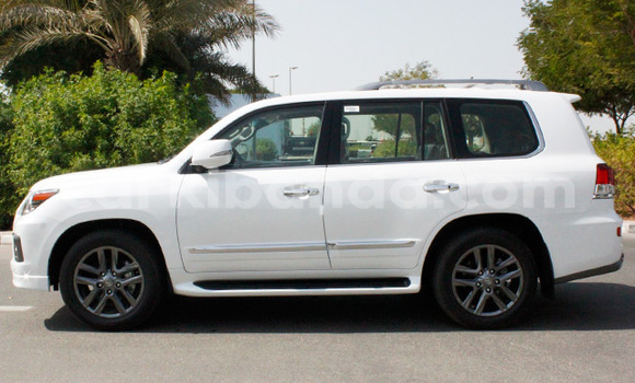 Buy Used Lexus LX Black Car in Kampala in Uganda