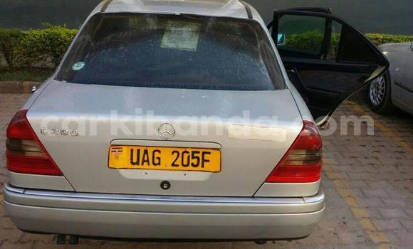 Buy Used Mercedes‒Benz 200 Silver Car in Kampala in Uganda