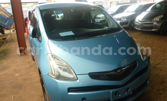 Buy Used Toyota Probox Blue Car in Arua in Uganda