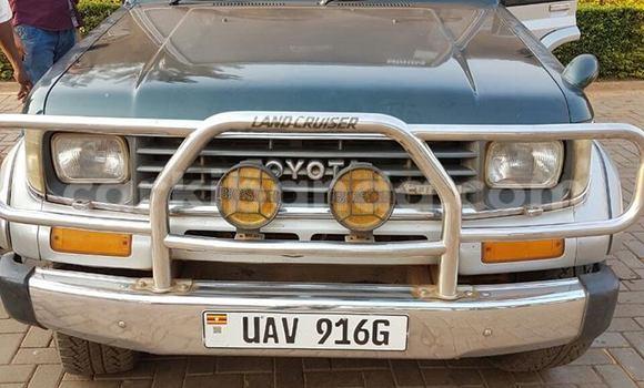 Buy Used Toyota Prado Car in Kampala in Uganda