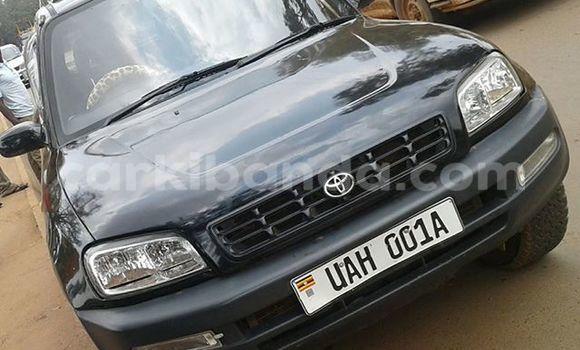 Buy Used Toyota RAV4 Black Car in Kampala in Uganda