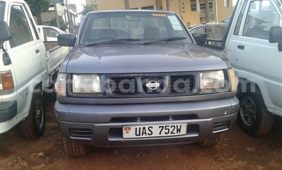 Buy Used Nissan Pickup Black Car in Kampala in Uganda