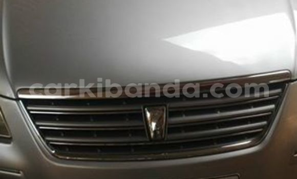 Buy Used Toyota Premio Silver Car in Kampala in Uganda