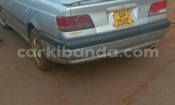 Buy Used Toyota Carina Silver Car in Kampala in Uganda