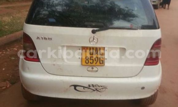 Buy Used Mercedes Benz A–Class White Car in Kampala in Uganda