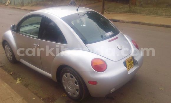 Buy Used Volkswagen Beetle Silver Car in Kampala in Uganda
