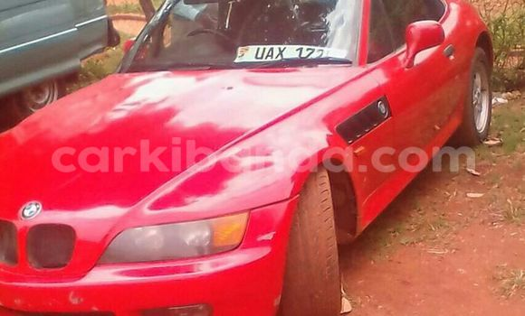 Buy Used BMW Z3 Red Car in Kampala in Uganda