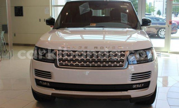Buy Used Land Rover Range Rover White Car in Arua in Uganda