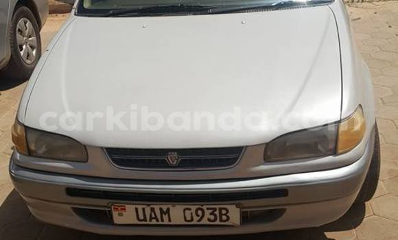 Buy Used Toyota Corolla Silver Car in Kampala in Uganda