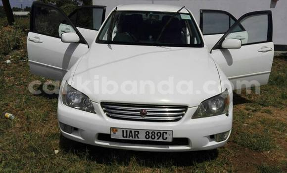 Buy Used Toyota Altezza White Car in Kampala in Uganda
