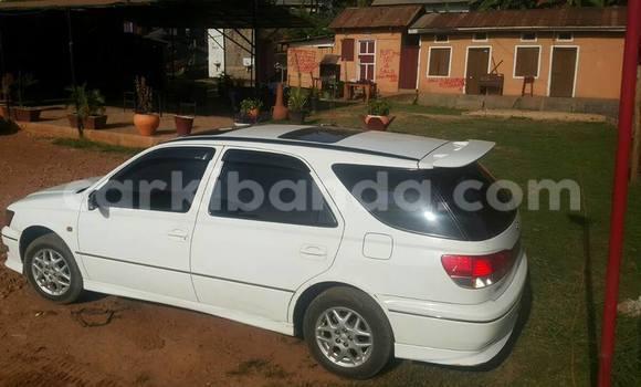Buy Used Toyota Vista White Car in Kampala in Uganda
