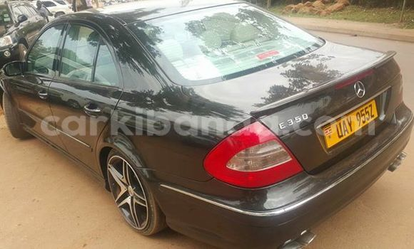 Buy Used Mercedes Benz E–Class Black Car in Kampala in Uganda