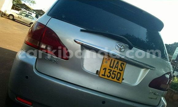 Buy Used Toyota Picnic Silver Car in Kampala in Uganda