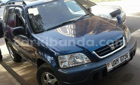Buy Used Honda CR-V Blue Car in Kampala in Uganda