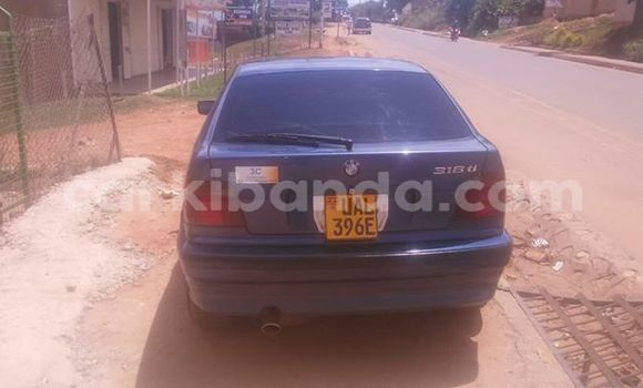 Buy Used BMW 3-Series Blue Car in Kampala in Uganda
