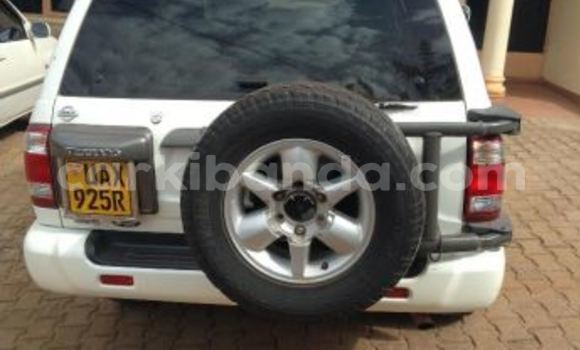 Buy Used Nissan Terrano White Car in Kampala in Uganda