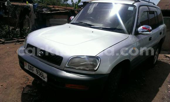 Buy Used Toyota RAV4 White Car in Kampala in Uganda