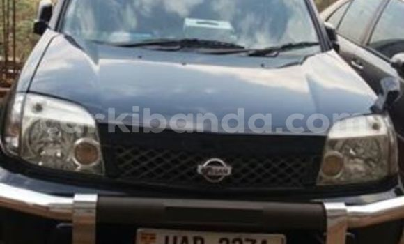 Buy Used Nissan X-Trail Black Car in Kampala in Uganda