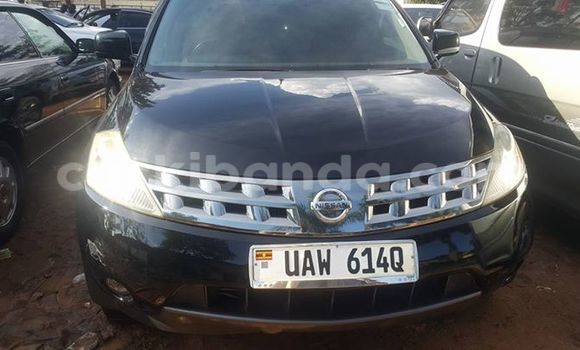 Buy Used Nissan Murano Black Car in Kampala in Uganda
