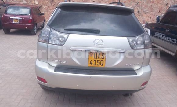 Buy Used Lexus RX 300 Silver Car in Kampala in Uganda