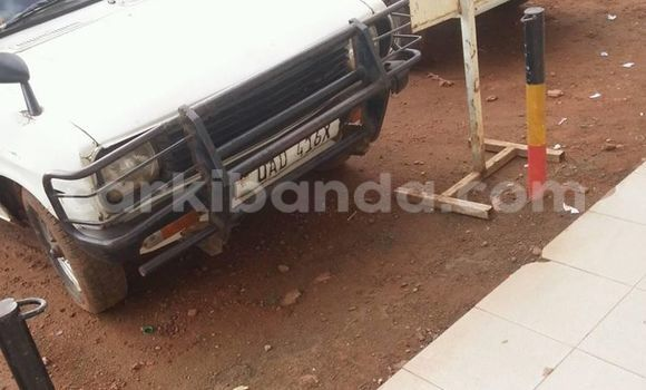 Buy Used Nissan Pickup White Car in Kampala in Uganda