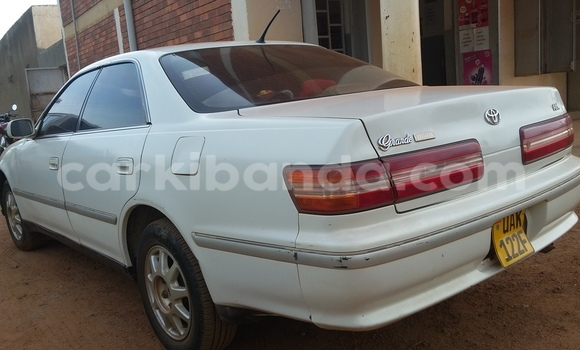 Buy Used Toyota Mark II White Car in Lira in Uganda